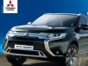 Mitsubishi Outlander от 599 000 грн в дилерском центре «НИКО Диамант»