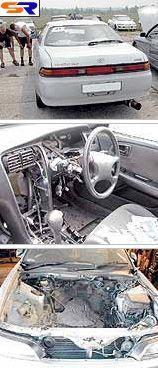 Гроза самарских дорог - Toyota Mark II