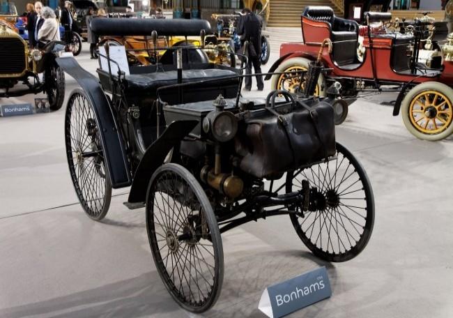 Peugeot Type 3, 1891-1894 годы