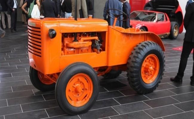 Трактор Lamborghini, 1949 год
