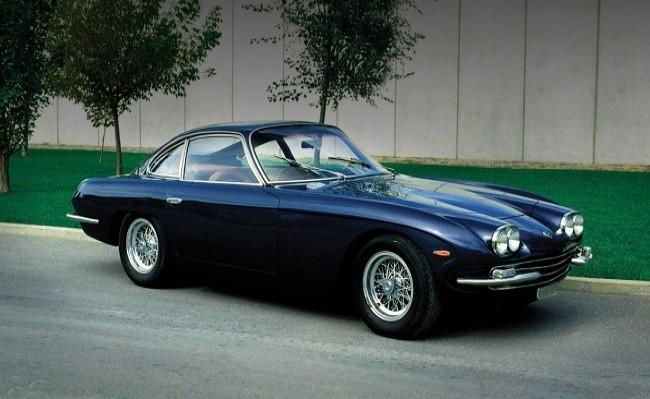 Lamborghini 400 GT, 1965 год