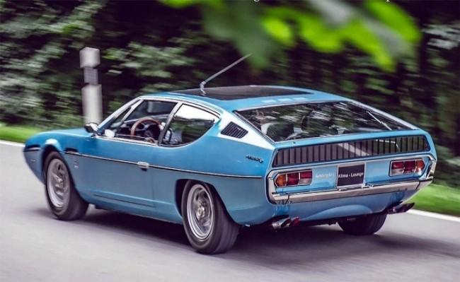 Lamborghini Espada, 1968 год