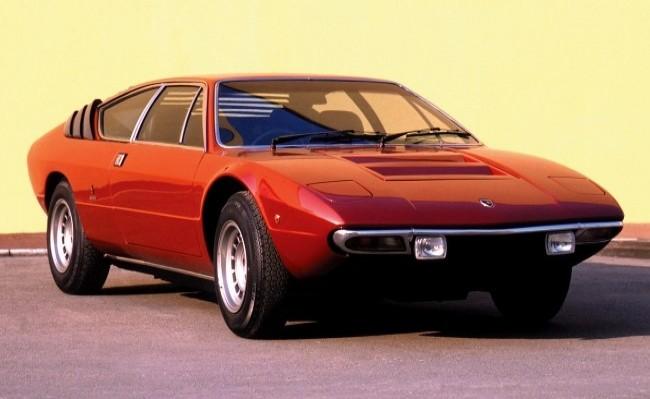Lamborghini Urraco P250, 1972 год