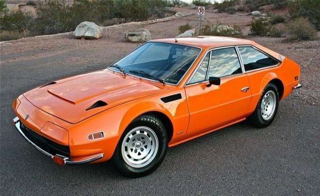 Lamborghini Jarama 400 GT, 1973 год