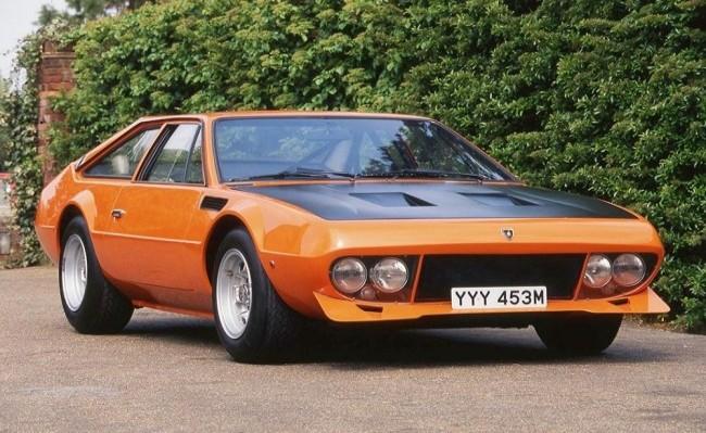 Lamborghini Jarama by Bob Wallace, 1972 год
