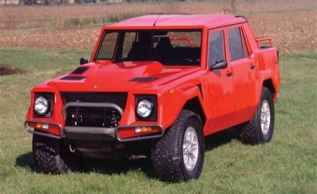 Lamborghini LM 004, 1982 год
