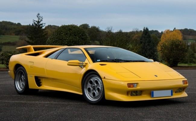 Lamborghini Diablo, 1990 год