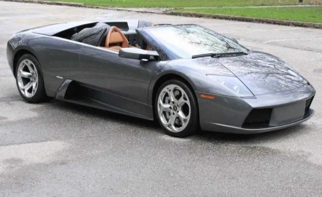 Lamborghini Murcielago Roadster, 2004 год