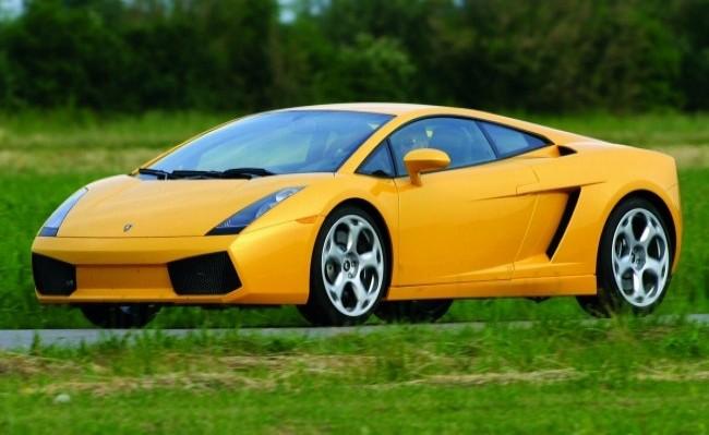Lamborghini Gallardo, 2003 год