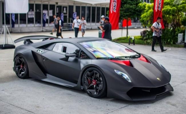 Lamborghini Sesto Elemento, 2010 год