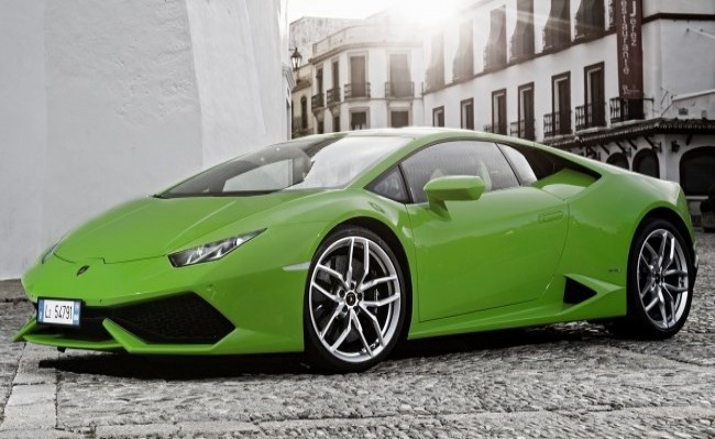 Lamborghini Huracan, 2014 год