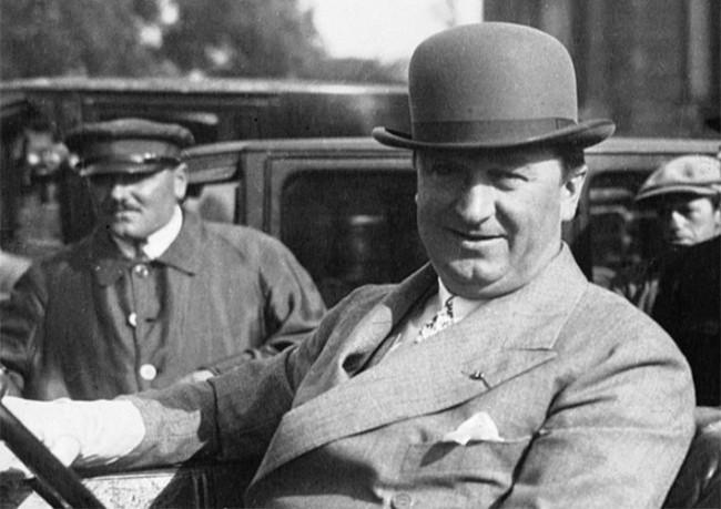 Этторе Бугатти, 1881-1947 годы