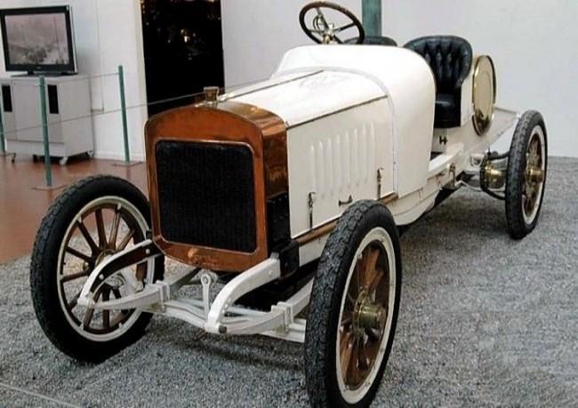 Mathis-Hermes (Licence Bugatti), 1904 год