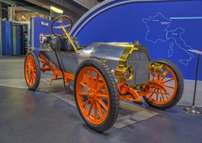 Bugatti Type 10, 1908 год