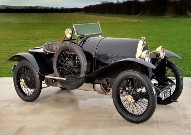Bugatti Type 18, 1913 год