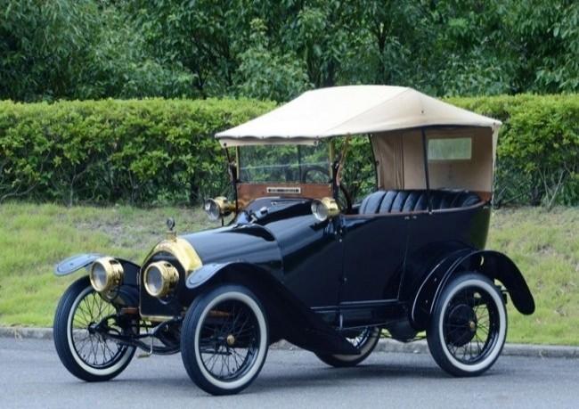 Peugeot Bebe, 1913 год
