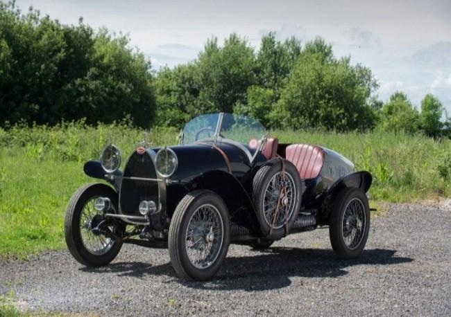 Bugatti Type 23 Brescia, 1919 год