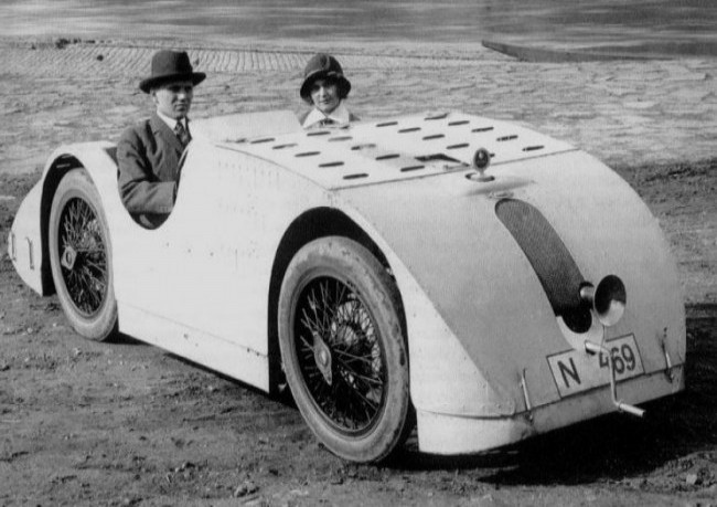 Bugatti Type 32 Tank, 1923 год