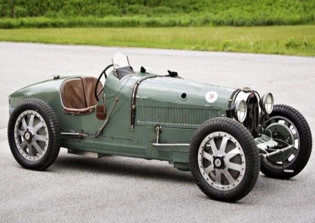 Bugatti Type 35 Grand Prix, 1927 год
