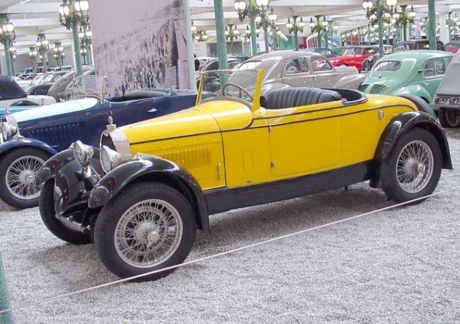 Bugatti Type 40 Grand Sport, 1929 год