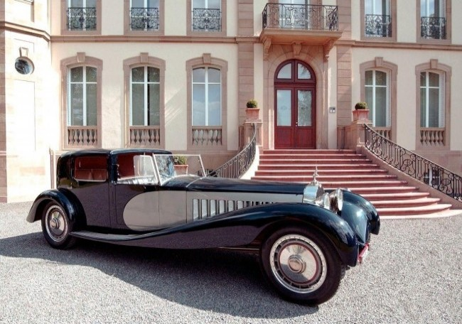 Bugatti Type 41 Royale Coupe de ville Binder (41.111), 1932 год