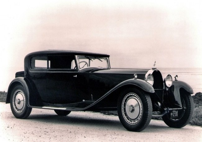 Bugatti Type 41 Royale Kellner car (41.141), 1933 год