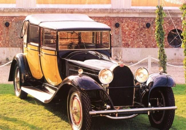 Bugatti Type 41 Royale Berline de Voyage (41.150), 1933 год