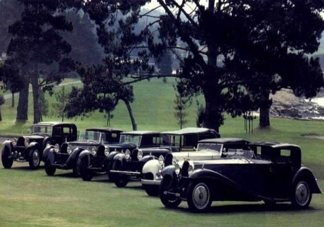 Bugatti Type 41 Royale. 1985 год