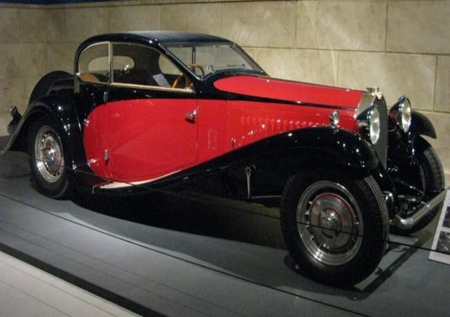 Bugatti Type 50T, 1932 год