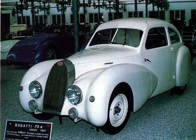 Bugatti Type 73A, 1947 год