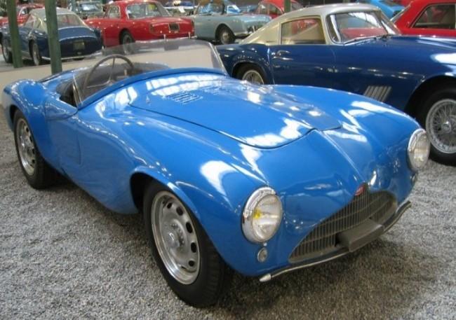 Bugatti Type 252, 1955 год