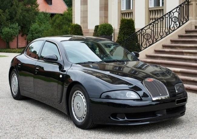 Bugatti EB112, 1995 год