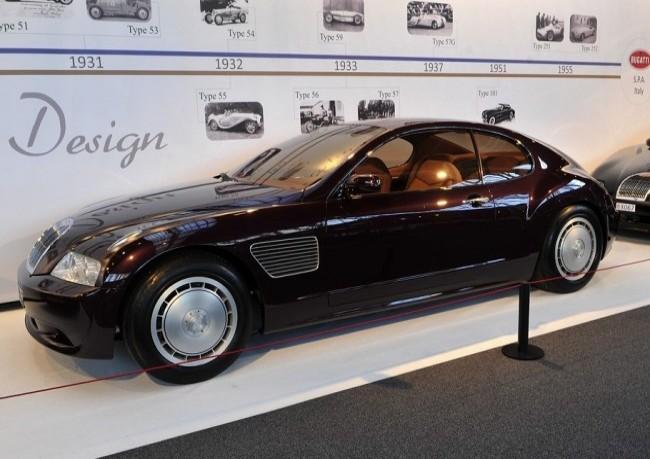 Bugatti EB118, 1998 год