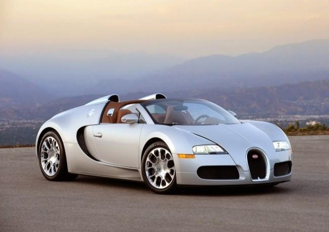 Bugatti 16.4 Veyron Grand Sport, 2009 год