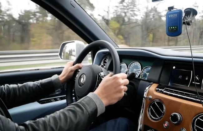 Rolls-Royse Cullinan - самый роскошный кроссовер в мире. Rolls-Royce Cullinan