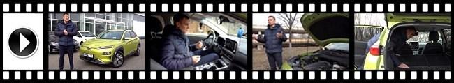 Hyundai Kona Electric – динамика спорткара и выбор батареи для своих потребностей. Hyundai Kona Electric