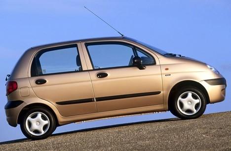 Корейская Ока, любимица женщин ипросто симпатичный автомобиль— Daewoo Matiz.