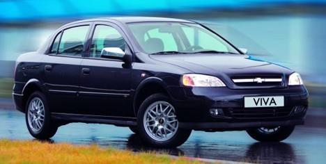 Chevrolet Viva— нечто иное как Opel Astra предыдущего поколения. Исключительно для России, исключительно вмаксимальной комплектации, исключительно плохие продажи.