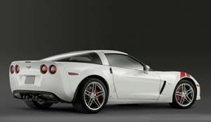 Эксклюзивный Chevrolet Corvette Z06 Ron Fellows Edition