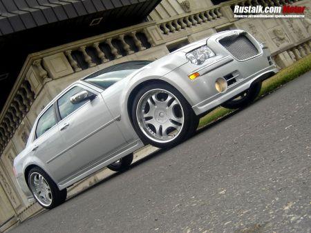 Тюнинг Chrysler 300C от тюнера Tommy Z