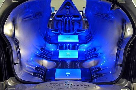 Тюнинг под названием Alien-Citroen