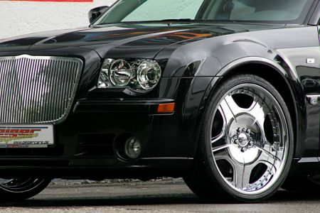Geiger Cars Chrysler SRT8