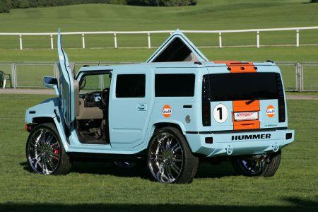 Тюнинг Geiger Hummer GT