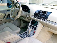 Mercedes-Benz W140 - ProPower