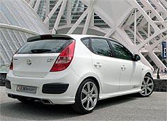 Первый тюнинг-пакет для Hyundai i30