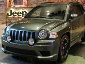 Тюнинг-пакет Rallye Package от компании Mopar для Jeep Compass