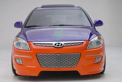 Hyundai Elantra Touring Beach Cruizer - тем кто молод