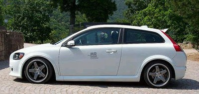 Немецкое ателье MR Sweden «зарядило» Volvo C30