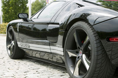 Ford GT от Gieger Performance