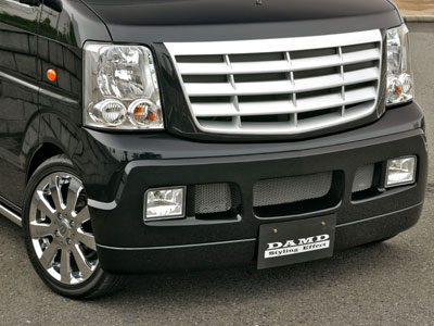 Клонирование на службе автопрома или как Suzuki Every Wagon стал Cadillac Escalade